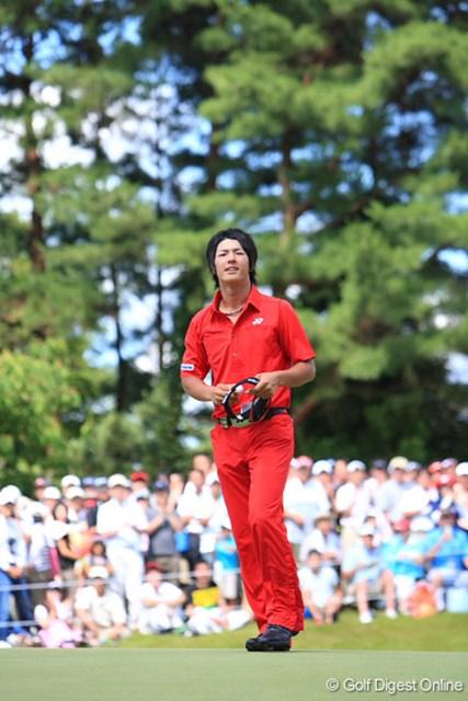 2009年 ~全英への道~ミズノオープンよみうりクラシック 最終日 石川遼 遼くん優勝したっす