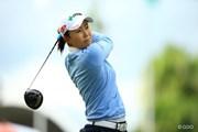 2015年 LPGAツアー選手権リコーカップ 初日 前田陽子