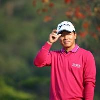 1アンダーとまずまずのスタート 2015年 カシオワールドオープンゴルフトーナメント 初日 呉阿順