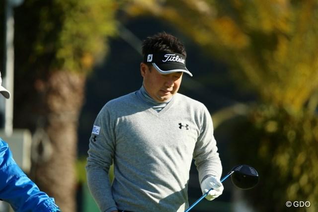 2015年 カシオワールドオープンゴルフトーナメント 2日目 丸山大輔 ツアー通算3勝の丸山大輔もシードを喪失。次週のファイナルQTへ回る