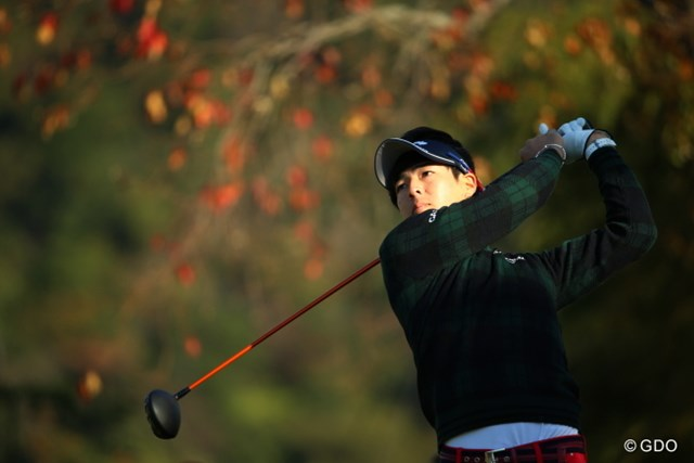 2015年 カシオワールドオープンゴルフトーナメント 2日目 石川遼 軽ーくToday7アンダーって。やっぱ持ってるね。