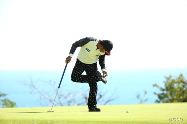 2015年 カシオワールドオープンゴルフトーナメント 2日目 片山晋呉 14.