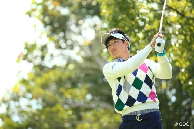 2015年 カシオワールドオープンゴルフトーナメント 3日目 石川遼 1つスコアを落としながらも首位を守った石川遼。後続と1打差で最終日を迎える。