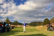 2015年 カシオワールドオープンゴルフトーナメント 3日目 小田孔明