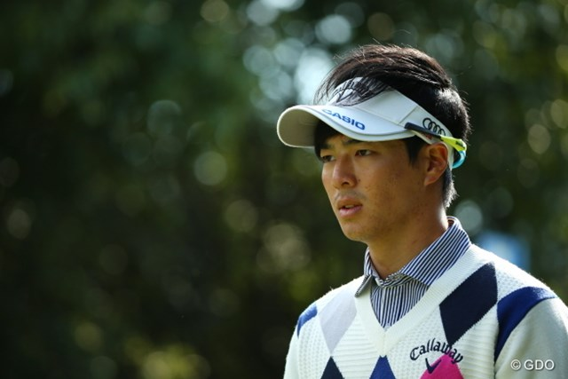 2015年 カシオワールドオープンゴルフトーナメント 3日目 石川遼 なんか韓流スターっぽくなった気がするのは気のせい?