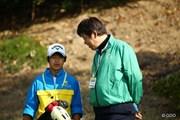 2015年 カシオワールドオープンゴルフトーナメント 3日目 石川キャディ