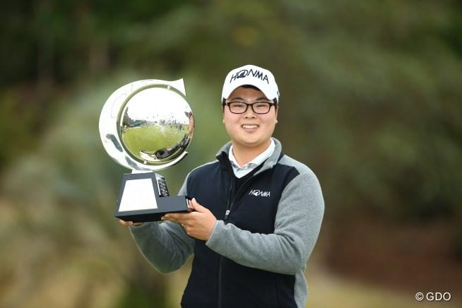 石川遼は最終18番で競り負け ハン・ジュンゴンがV 賞金王にキム・キョンテ