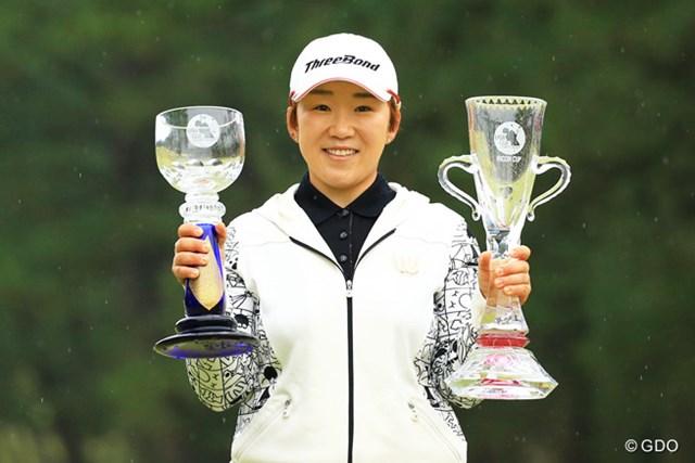 2015年 LPGAツアー選手権リコーカップ 最終日 申ジエ 申ジエが2位に6打差をつける快勝で初のメジャータイトルを獲得した