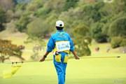 2015年 カシオワールドオープンゴルフトーナメント 最終日 石川キャディ