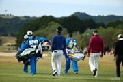 2015年 カシオワールドオープンゴルフトーナメント 最終日 最終組