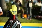 2015年 カシオワールドオープンゴルフトーナメント 最終日 キャディバック