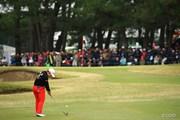 2015年 LPGAツアー選手権リコーカップ 最終日 申ジエ