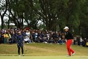 2015年 LPGAツアー選手権リコーカップ 最終日 申ジエ 大山志保