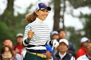 2015年 LPGAツアー選手権リコーカップ 最終日 上田桃子