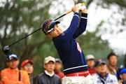 2015年 LPGAツアー選手権リコーカップ 最終日 成田美寿々