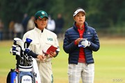 2015年 LPGAツアー選手権リコーカップ 最終日 森田理香子