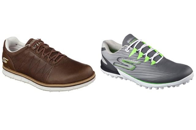 『Tour-Elite』(写真左)と『Bionic』(写真右)は価格帯もリーズナブル。デザインや素材など好みで選べる