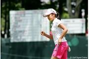 2009年 全米女子オープン 初日 宮里藍