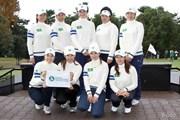 2015年 THE QUEENS presented by KOWA 2日目 日本チーム