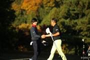 2015年 ゴルフ日本シリーズJTカップ 3日目 石川遼、小田孔明
