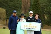 2015年 ゴルフ日本シリーズJTカップ 最終日 キム・キョンテ