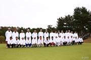 2015年 ゴルフ日本シリーズJTカップ 最終日 選手