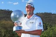 2015年 ネッドバンクゴルフチャレンジ 最終日 マーク・レイシュマン