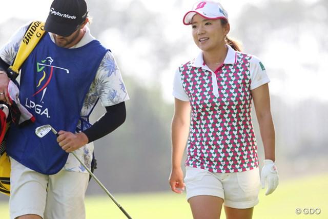 有村智恵が米国女子ツアーの予選会を43位タイで終えた