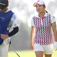有村智恵が米国女子ツアーの予選会を43位タイで終えた 2015年 米国女子ファイナルQT 最終日 有村智恵