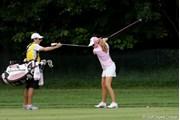 2009年 全米女子オープン 2日目 ポーラ・クリーマー