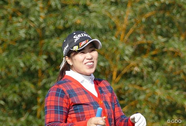 2015年 LPGA新人戦加賀電子カップ 最終日 東葵