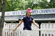 2009年 全米女子オープン 3日目 上田桃子