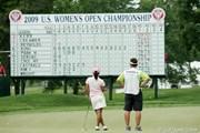 2009年 全米女子オープン 3日目 宮里藍