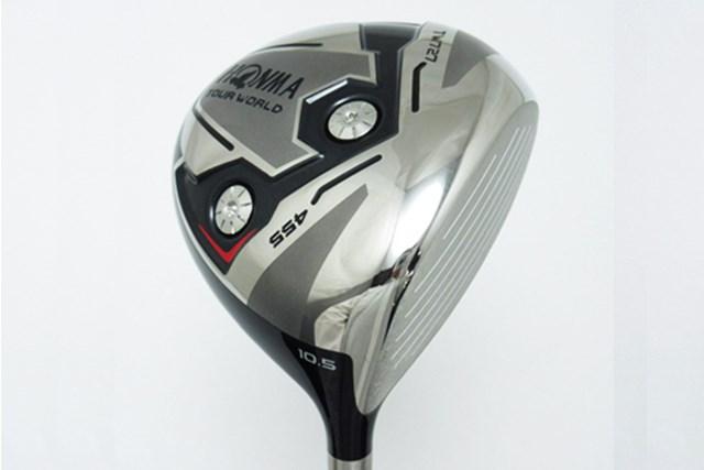 画像 本間ゴルフ TW727 455 ドライバー 中古クラブ TW727 455 ドライバーは、直進性重視の「455S」も存在