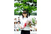 2009年 明治チョコレートカップ 最終日 菊地絵理香