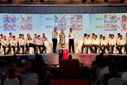 2016年 ユーラシアカップ 事前 欧州チーム アジアチーム