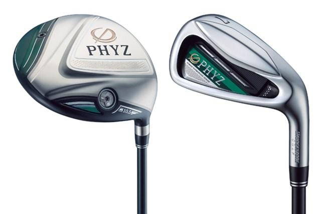 ブリヂストンゴルフが3月に発売する4代目『PHYZ』シリーズ
