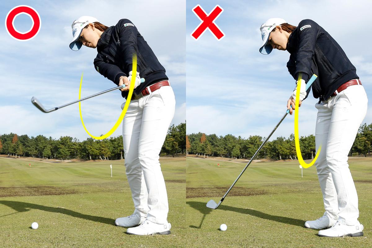 サイド イン アウト ゴルフ ゴルフスイング!スライスの原因は?直し方(矯正、防止、対策)は?アウトサイドイン『カット打ち編』!|ゴルニュー