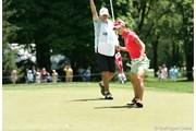 2009年 全米女子オープン 最終日 上田桃子
