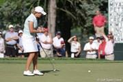 2009年 全米女子オープン 最終日 クリスティ・カー