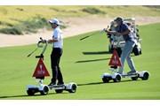 2016年 アブダビHSBCゴルフ選手権 事前 ジョーダン・スピース ロリー・マキロイ