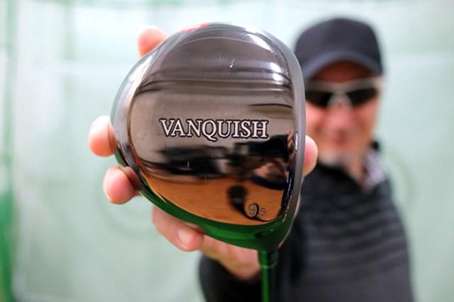 ゴルファーの感性に訴えるクラフトマスターモデル『VANQUISH by MAJESTY ドライバー』をマーク金井が徹底検証