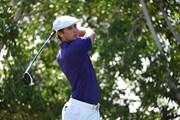 2016年 アブダビHSBCゴルフ選手権 初日 ブライソン・デシャンボー