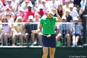 2009年 全米女子オープン 最終日 ロレーナ・オチョア