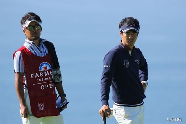 通算11オーバーで予選落ちとなった石川遼。切り替えていくしかない