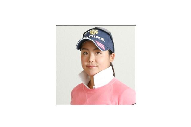 (画像) 女子プロ・ゴルフレスキュー 山村彩恵プロフィール画像
