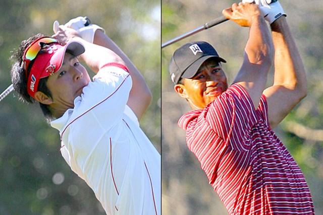 2009年 全英オープン 事前 石川遼 タイガー・ウッズ タイガーと石川遼が初の直接対決! 今年も見所が満載だ