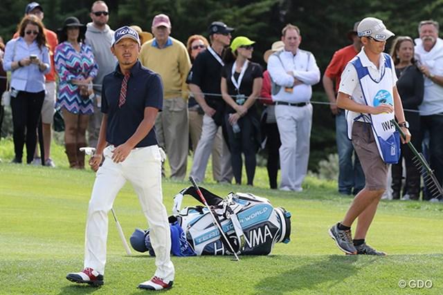 世界ランク91位に浮上した岩田寛は日本勢4番手につけた