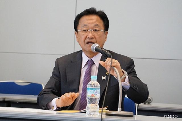 2期目の会長職続投が内定した倉本昌弘