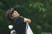 2009年 スタンレーレディスゴルフトーナメント 初日 福嶋晃子
